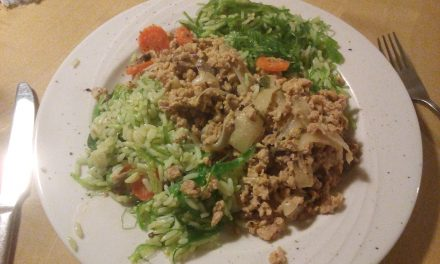 Alles Reis oder was? Veggie-Treff am 8.2.19 in Marl